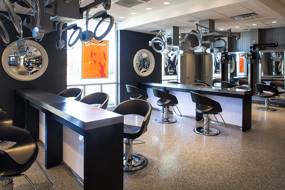 Tour Salon Salon & Spa Visage